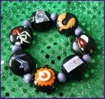 Custom Musicals bracelet III by citruscouture