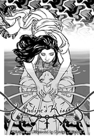 Undine's Kiss - Title Page by notreallypurple