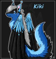 Art Trade- Kiki by Angel-soma
