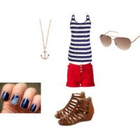 My girl outfit for Louis Tomlinson by Toadettesupahfan18