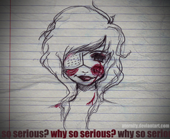 why so serious? by aternity