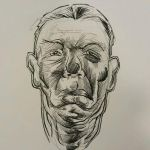 face  by jhames34