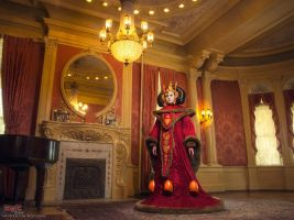 Amidala Cosplay - At the mansion.. by bgzstudios