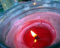 Candle. by MustacheBandit16