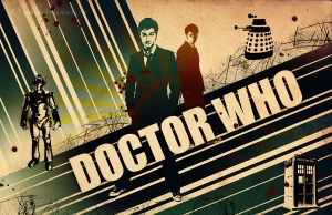 Doctor Who WIDESCREEN by Ardnak