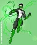 Kyle Rayner by Inspector97