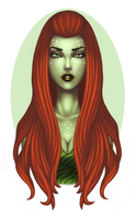 Poison Ivy by OriginStory