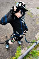 Air Gear - Agito by Franky-chan