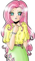 Fluttershy by BotherMeOro