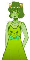 nepeta is dead by ches-kyu