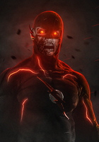 Black Flash by LitgraphiX