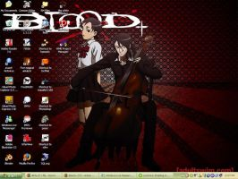 My Blood+ Desktop by Arwym