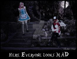 Alice Photoshoot - Here ... by loba-chan
