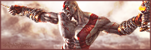 Kratos Signature by dark1010101