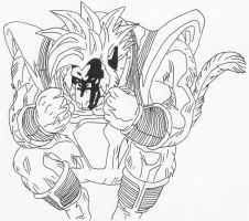 Baby Vegeta after TF by Stonegate