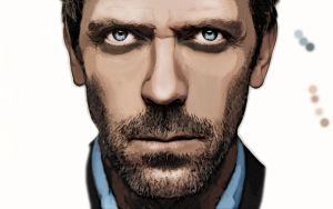 Dr. House... by Mikanuto