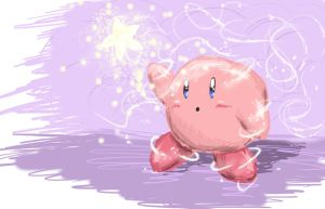 kirby by Dragonfly929