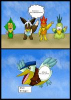 PMD - Herald of Darkness - Chapter 02 - Site 13 by Icedragon300