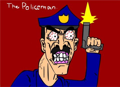 The Policeman by EDLink