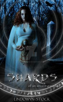 SHARDS 'Mock' Book Cover by LynTaylor