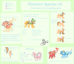 Florichor species ref OUTDATED by CorruptedParadox