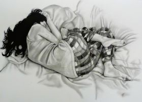 Me sleeping by Rparr