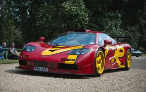 McLaren F1 GTR by FurLined