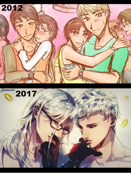 improvement meme by aphin123