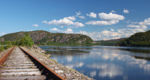 The Namsos Line by cookie3monster