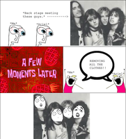 Metallica Rage Comic Again by Whitefeathers92