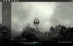 Skyrim Desktop :D 24.12.2011 by F8Fabe