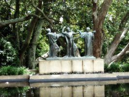 Statues of Auckland by JadedSphnix-Stock