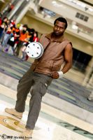 Barret Wallace 2 by Insane-Pencil