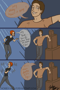 RvB- York's Got Game by MsJillyJelly