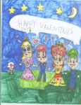 For PrincessPeach-FC's 2cd contest! by PrincessDaisyRocks10
