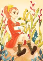 Arrietty by MissIfa