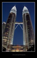petronas tower by nfocus-photography