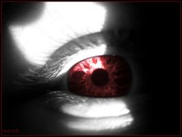 Vampire eye by xXSidewinderXx