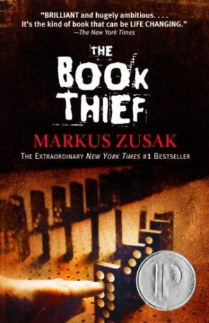 Zusakthebookthief by PinkyMcCoversong