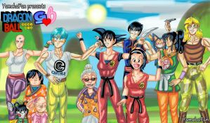 Dragonball GB: Gender Bender by YamchaFan91