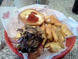 The Works Burger by BigMac1212