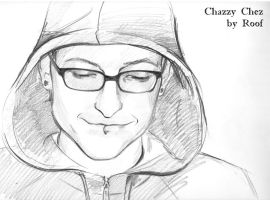 Chester Bennington by RoofusCreatures