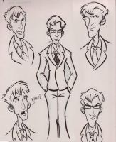 Doctor Who - Inked by Shaggy28