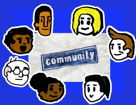 Community - The Study Group by thedrbean