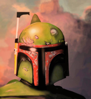 Boba Fett by Thek560