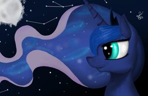 Princess Of The Night by CharlotteLaNoire