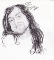Bert McCracken by melissaGC
