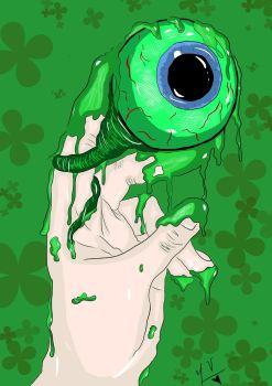 For JackSepticEye: Inspired Fan Art by yuna500