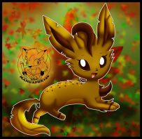 SS: Denebola The Leafeon by MangaFox156