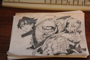 Team 7 by Tiffanyy671